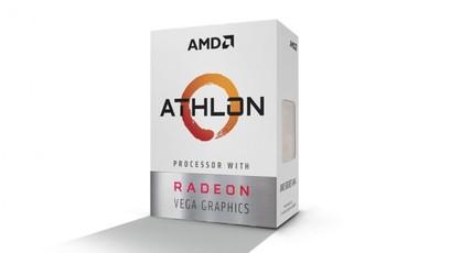 CPU AMD Athlon 200GE S-AM4 Box