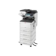 OKI C856dnv, A3 Farblaser MFCDrucker/Scanner/Kopierer/Fax
