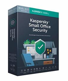 Kaspersky Small Office Security 65 PC + 1 Server, Vollversio