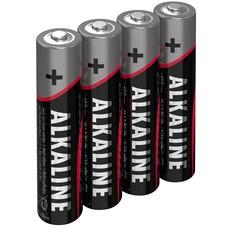Batterie Micro Alkaline 1.5V, 4 StückAAA, Ansmann