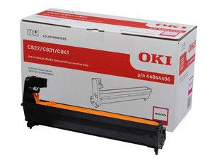 OKI-Bildtrommel  C822/C831/C841, magenta