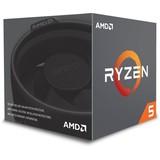 CPU AMD Ryzen 5 2600 S-AM4 Boxmit Wraith Stealth Kühler