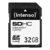 RAM SecureDigital 32GB SDHC, IntensoClass 10