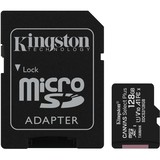 RAM MicroSDXC 128GB Kingston Canvas Select PlusClass 10 / UH