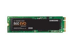 SSD 250GB M.2 Samsung 860 EVO