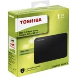 HDD USB 6cm/2.5   1TB Toshiba Canvio BasicsUSB 3.0 - SuperS