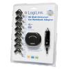 Notebook-Car Adapter 90W, 12V, LogiLink