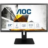 59,9cm/23.6 TFT-Color AOC E2475PWJVGA/DVI/HDMI Audio, höhen
