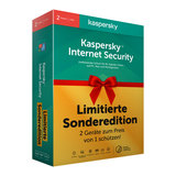 Kaspersky Internet Security 2020 2 für 12 User Sonderediti