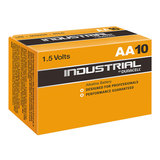 Batterie Mignon Alkaline 1.5V, 10 StückL3-06 (AA), Duracell