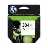 Tinte HP N9K07AE org. farbigNr.304XL