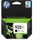Tinte HP CN053AE org. schwarzNr.932XL: Officejet 6100,6600,6